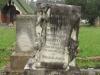 Voortrekker Cemetery East - Grave Hannah James Easter 1888