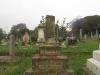 Voortrekker Cemetery East - Grave  James Verry 1916
