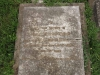 Voortrekker Cemetery East - Grave  Susan Tatham 1927