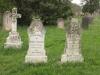 Voortrekker Cemetery East grave  Alice Watts and Walter  1960 & Gertrude Howard 1922 of Ixopo