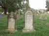 Voortrekker Cemetery East grave  Amelia & Herman Schwegman