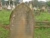 Voortrekker Cemetery East grave  Ann Mary Foster (nee Gilder)1882