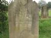 Voortrekker Cemetery East grave  Annabella McKenzie 1889 wife of Assistant Commisioner