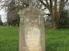 Voortrekker Cemetery East grave  Annie Peters 1912