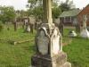 Voortrekker Cemetery East grave  Annie Shaw Smith 1910