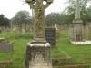 Voortrekker Cemetery East grave  Bert Cooper son of  Frank & Sarah Cooper killed in PMB 1903