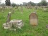 Voortrekker Cemetery East grave  Charles Bulmer 1889