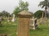 Voortrekker Cemetery East grave  Charles Edward 1866