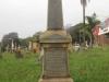 Voortrekker Cemetery East grave  Charles Gordon M.D. 1904