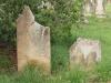 Voortrekker Cemetery East grave  Dave & Marg Harper and infant children - 1860's