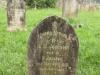 Voortrekker Cemetery East grave  EM Johnson 1915