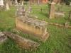 Voortrekker Cemetery East grave  Edward Nicholson 1862