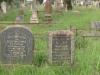 Voortrekker Cemetery East grave  Edward & Sarah Wainwright