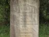 Voortrekker Cemetery East grave  Elizebeth Morissey 1920 and William