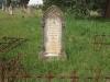 Voortrekker Cemetery East grave  Emilt Pitman 1914 & James 1938