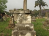 Voortrekker Cemetery East grave  Fred Warrington Jackson 1896