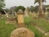 Voortrekker Cemetery East grave  G.C.L.C  - 1852 & Ena Chapman