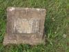 Voortrekker Cemetery East grave Helen Agnes Sewell 1945