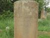Voortrekker Cemetery East grave Henry Wooton 1864