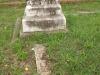 Voortrekker Cemetery East grave  Huntley Fyvie 1903