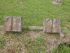 Voortrekker Cemetery East grave Ivy Green 1905 and Sarah Ann Green 1933