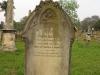 Voortrekker Cemetery East grave  John Davey 1905