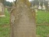 Voortrekker Cemetery East grave  John Mundell 1881 son of Major Mundell