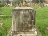 Voortrekker Cemetery East grave  John Posnot 1902