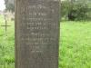 Voortrekker Cemetery East grave  John Wood 1919