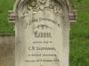 Voortrekker Cemetery East grave  Labinia Southwood 1900