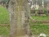 Voortrekker Cemetery East grave  Louisa Cousins 1910
