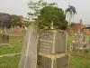 Voortrekker Cemetery East grave  Louisa Edith Salter 1944