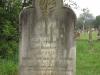 Voortrekker Cemetery East grave  Marguerite Dixon 1888