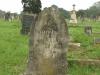Voortrekker Cemetery East grave  Mary Ann Wright 1926