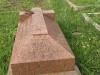 Voortrekker Cemetery East grave  Mary Taylor 1912