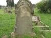 Voortrekker Cemetery East grave  May Millicent 1913 wife of Geo.  Hutchinson