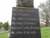 Voortrekker Cemetery East grave - Memorial to 1880 Settlers - on SS Nyanza - at Willowfountain (1)
