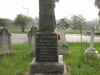 Voortrekker Cemetery East grave - Memorial to 1880 Settlers - on SS Nyanza - at Willowfountain (2)