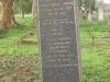 Voortrekker Cemetery East grave  Oswaold Laurens 1927 and Annie 1930
