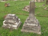 Voortrekker Cemetery East grave Peter & Charlotte Paterson