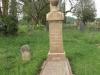 Voortrekker Cemetery East grave  Rev. Alpheus Sidaki 1944
