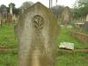 Voortrekker Cemetery East grave Richard Morrisy and wife Annie