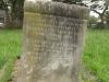 Voortrekker Cemetery East grave  Robert, Margaret & Myrtle Samuels