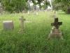Voortrekker Cemetery East grave  Samuel, Esthee and Annie Platyes