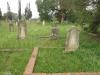 Voortrekker Cemetery East grave  Sarah Vincer 1899
