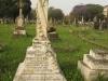 Voortrekker Cemetery East grave Sidney Keith Hunt - Natal Police - 1906 - killed on duty