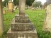 Voortrekker Cemetery East grave  Stewart Tomilly 1911