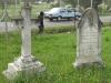 Voortrekker Cemetery East grave  Trooper Ch Brown 1889 & Mr & Mrs Powdrell - Drowned 1896