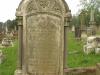 Voortrekker Cemetery East grave  William Barnett Rowles 1906