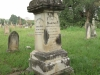 Voortrekker Cemetery East grave William Carter 1904 & Isabella 1932